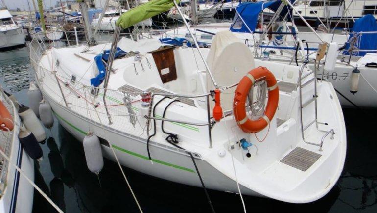 Oceanis 361 Clipper (1,999)