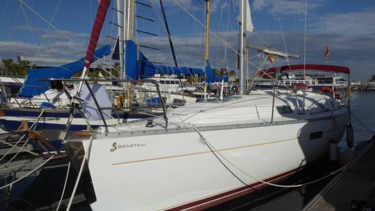 Beneteau Oceanis clipper 361 (2.000)